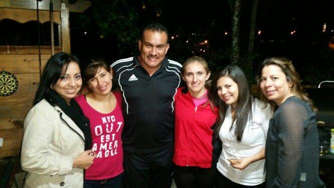 #ClubDeMujeresCiclistasDeGuatemala junto a #CarlosBatres