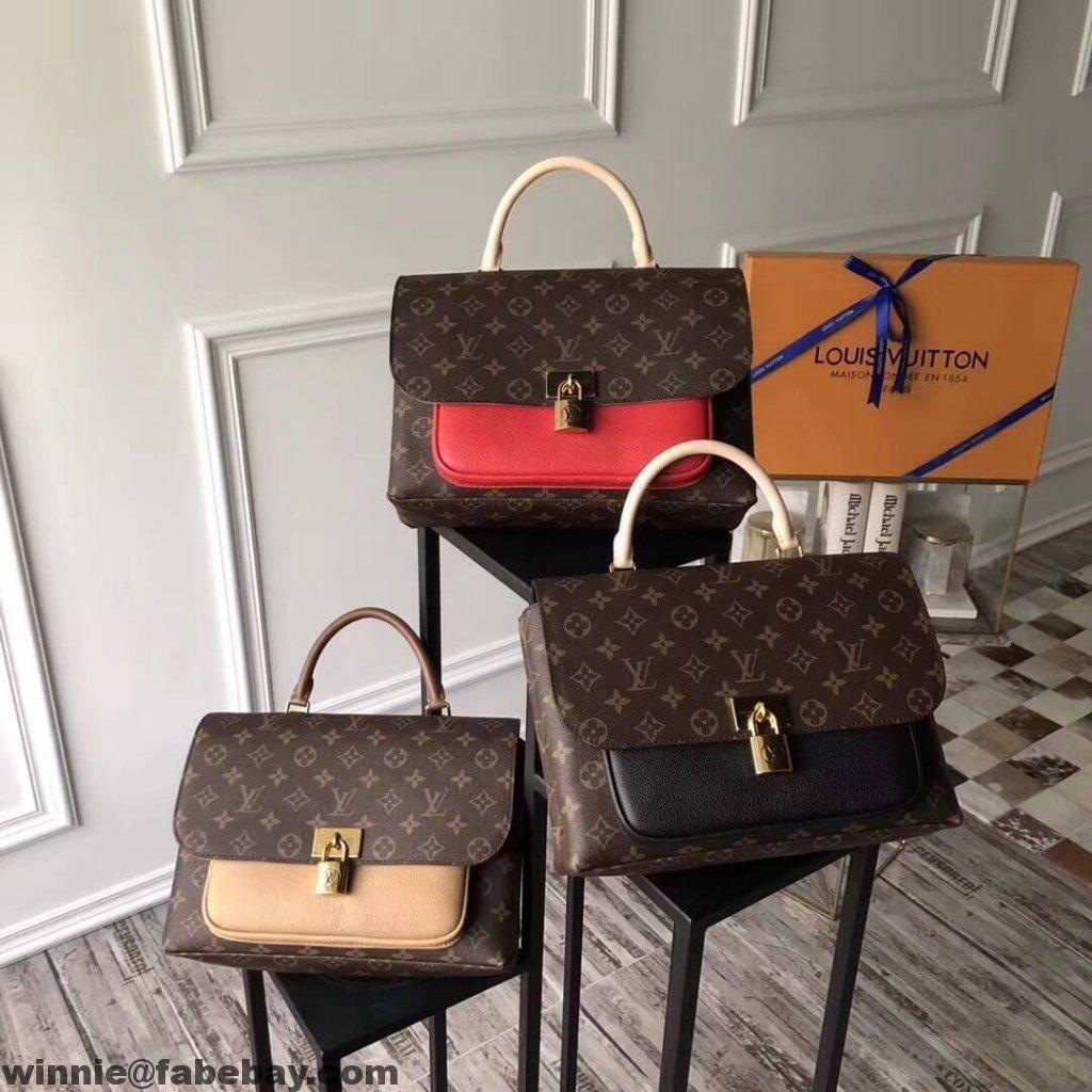 eb376b2619 Shopping Guide - Louis Vuitton Marignan Messenger Bag   Louis ...