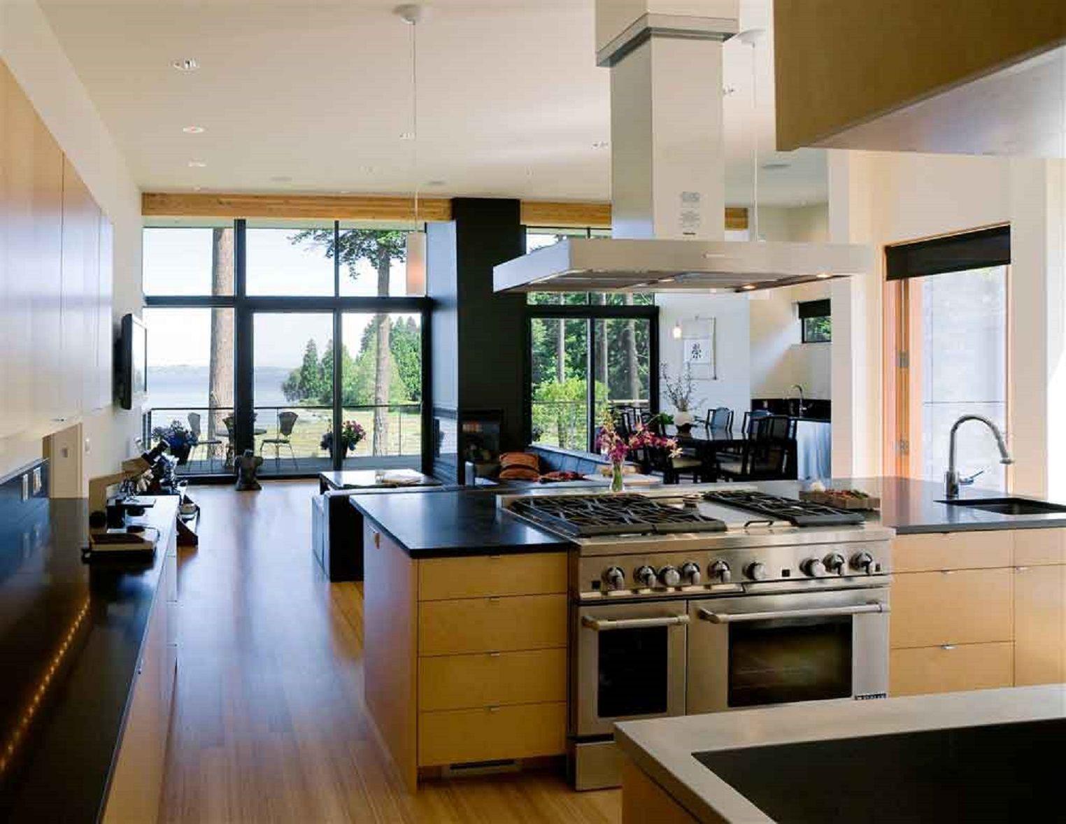 Marvelous Island Vent Hood For Attractive Kitchen ventilation Ideas ...