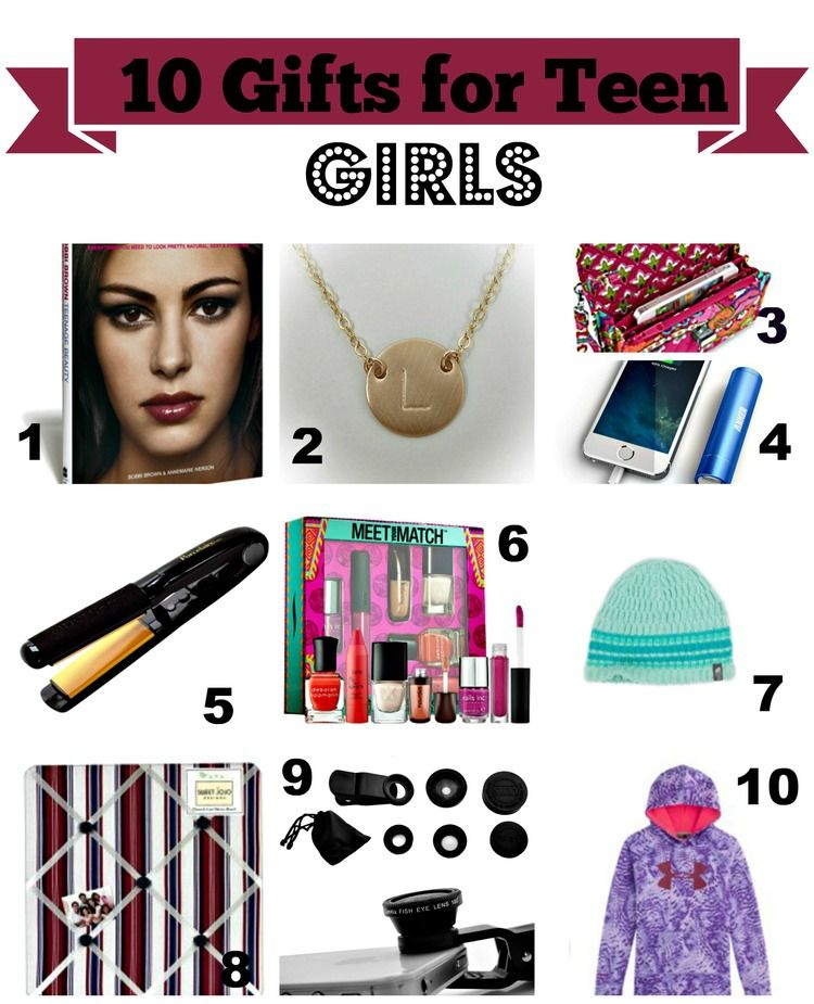 Gift Ideas For Teenage Girls All Under 50 Teenage Girl Gifts