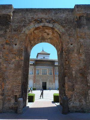 Patio del León (Cour du lion).