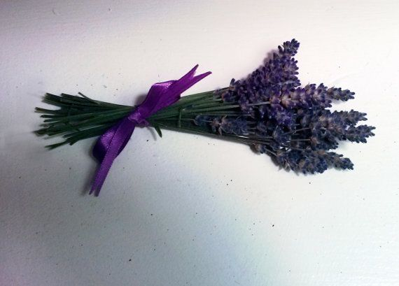 Miniture Organic Lavender Bundle for Handfastings, Wicca, Herbalism, Altar, Midsummer, Litha
