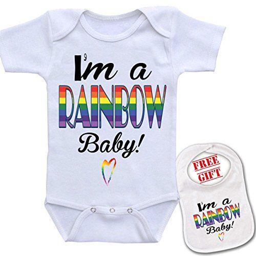 03e2ebfd30 I m a Rainbow Baby