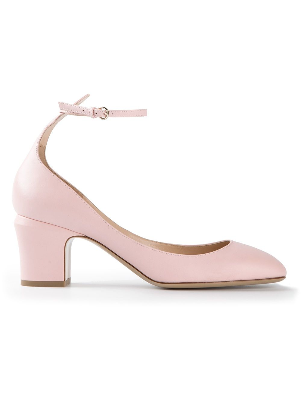 78ab50988e5 Valentino Mary Jane Style Pump in Pink (pink   purple)