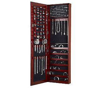 QVC Lori Grenier jewelry organizer Mine is bigger than this and