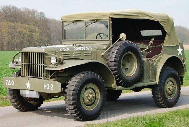 Sie Suchen Einen Militär Geländewagen Pickup Der 1940er Jahre Aus Usa Für Film Foto