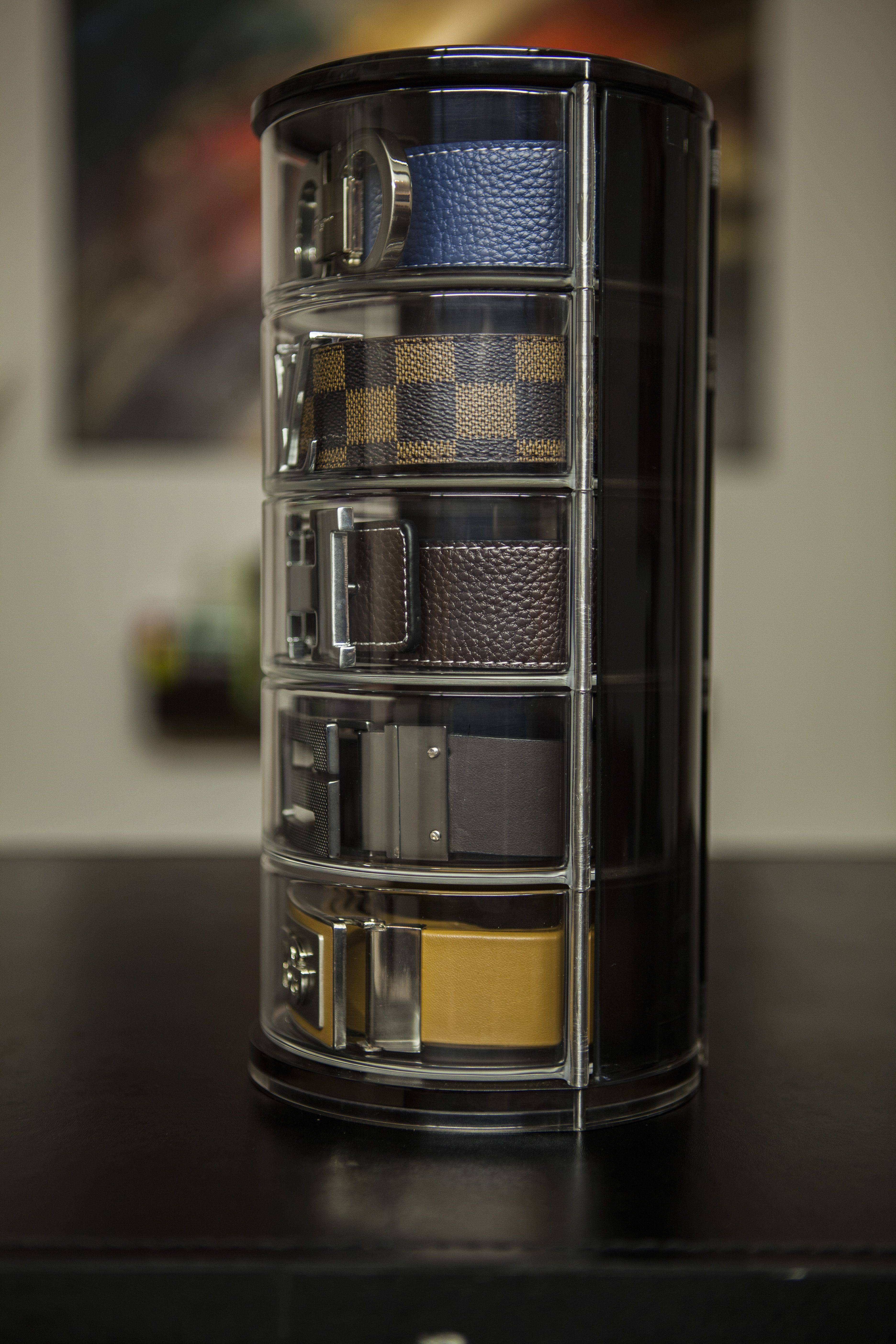 Bon Side View Of The Belt Organizer