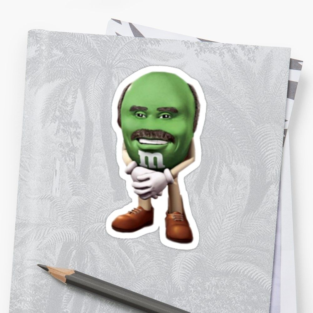 Dr Phil M M Sticker By Stertube Dr Phil Phil Rick And Morty Season