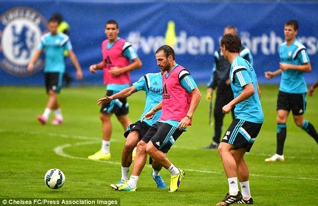 CHELSEA ARE TITLE FAVOURITES - HERE'S THE REASONS WHY! | CHELSEADAFT - A Chelsea Fans Blog