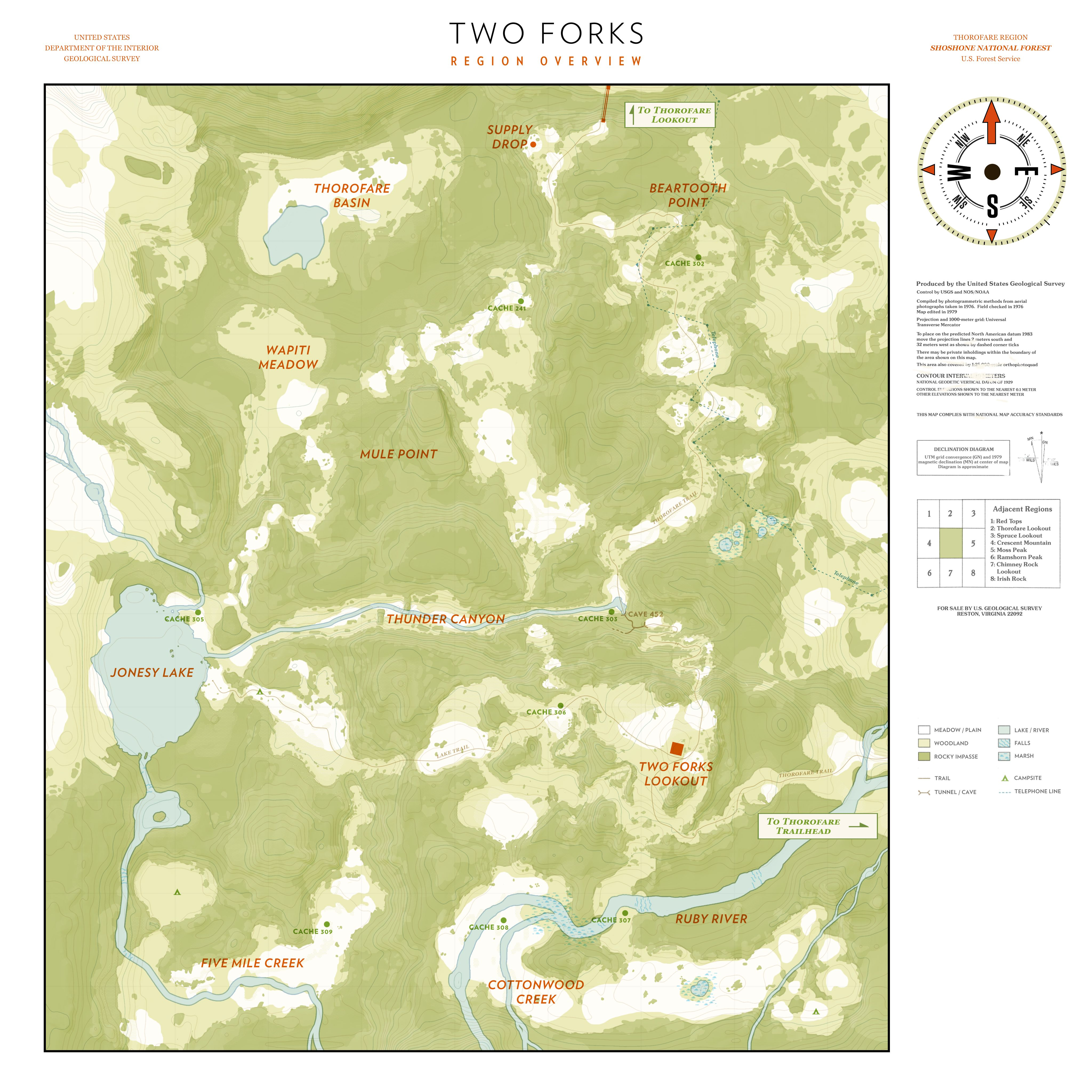 Firewatch world map cleang 40964096 state park pinterest firewatch world map cleang 40964096 gumiabroncs Image collections