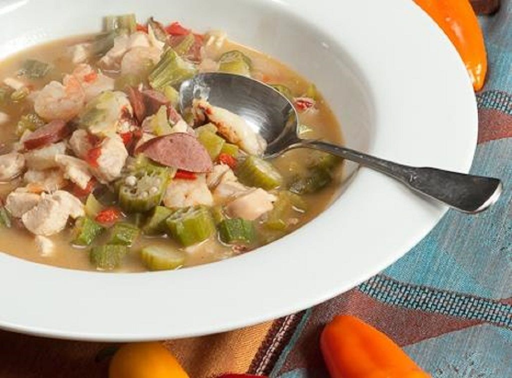 Chicken Seafood Gumbo | Northwest Kidney Centers | Kidney ...