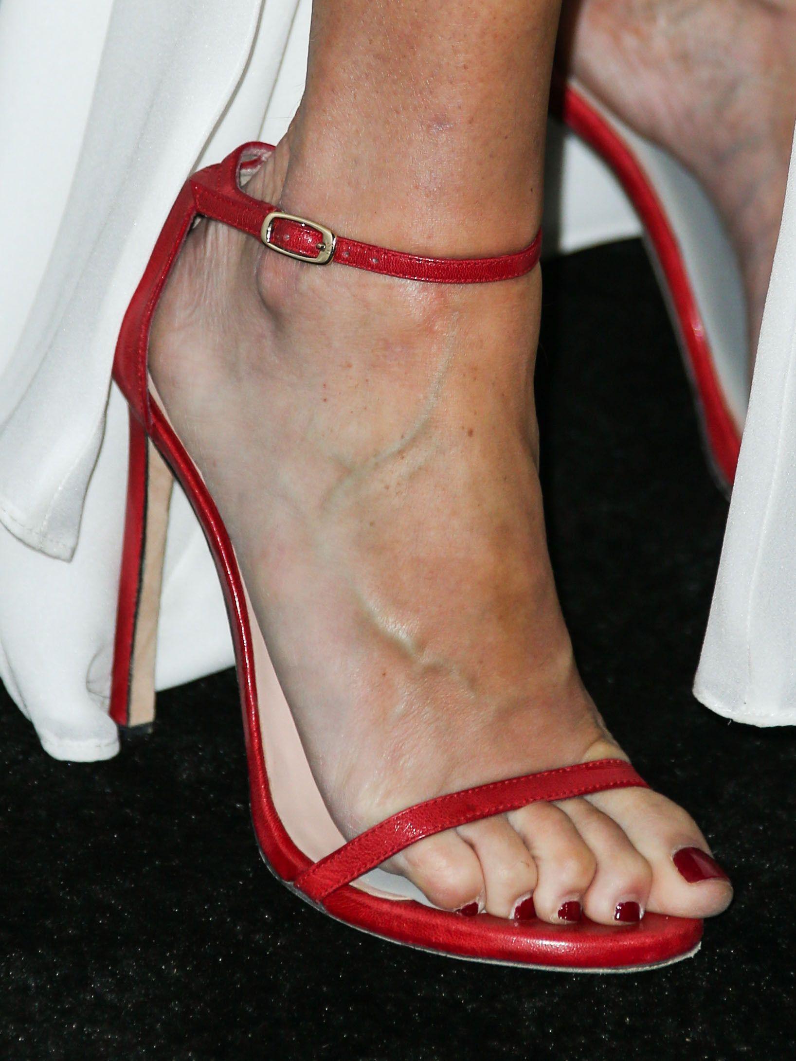 Julie Bowens Feet