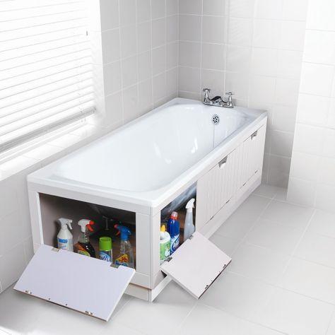 13 solutions de design pour transformer une petite salle - Transformer une baignoire en douche ...