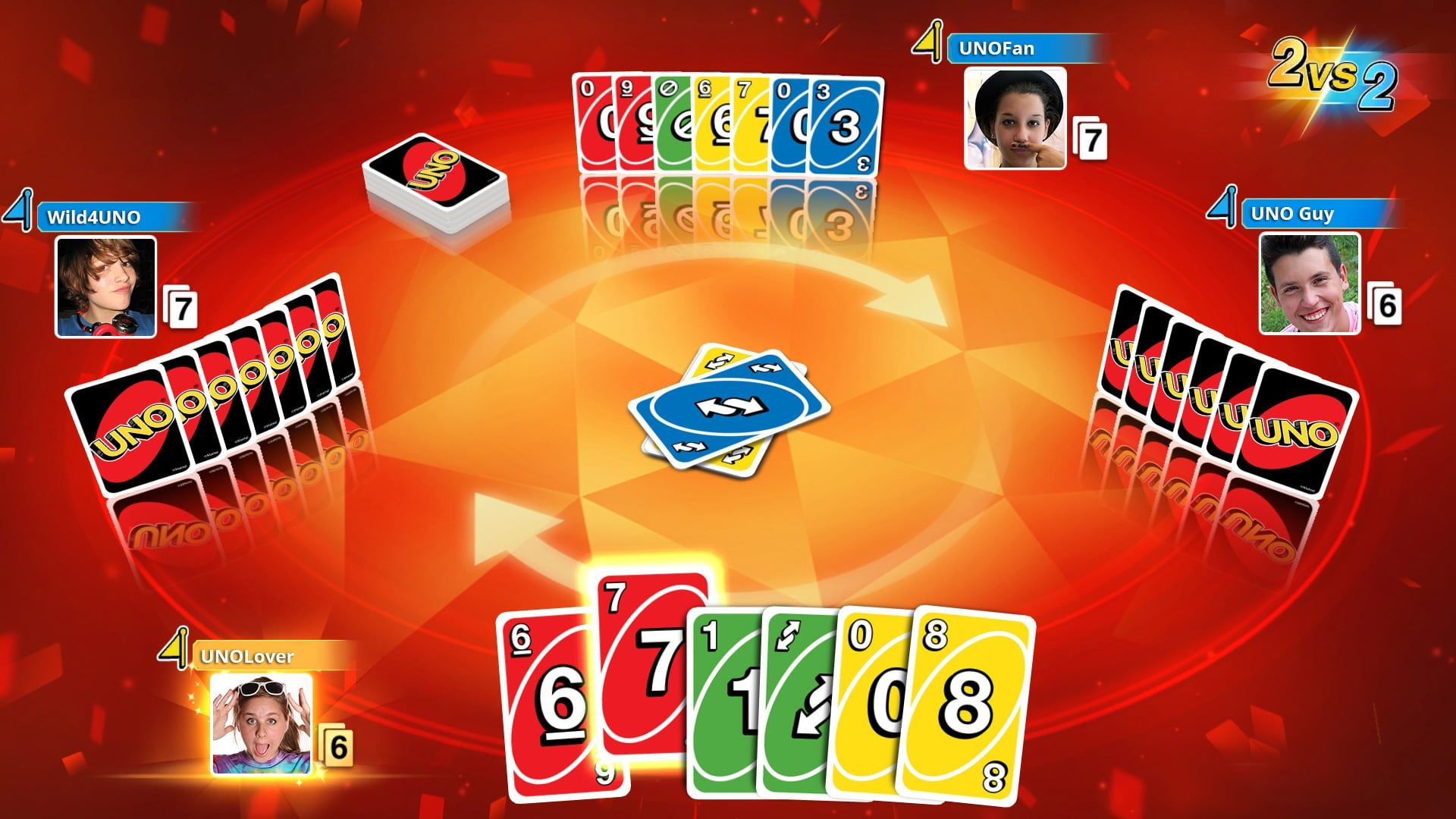UNO online is cool math games Play UNO Online Free On 99