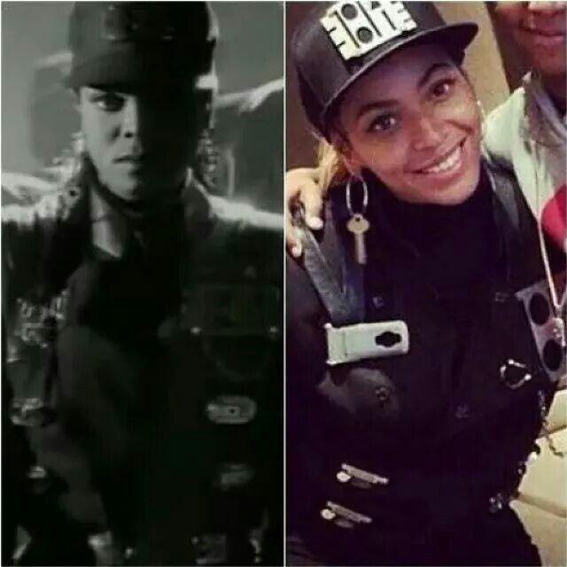 Beyoncé & Janet Jackson