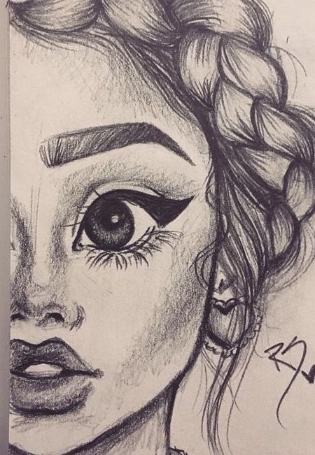 Pin By Felicia Mesadieu On Arty Party Art Drawings Beautiful Cool Art Drawings Art Sketches