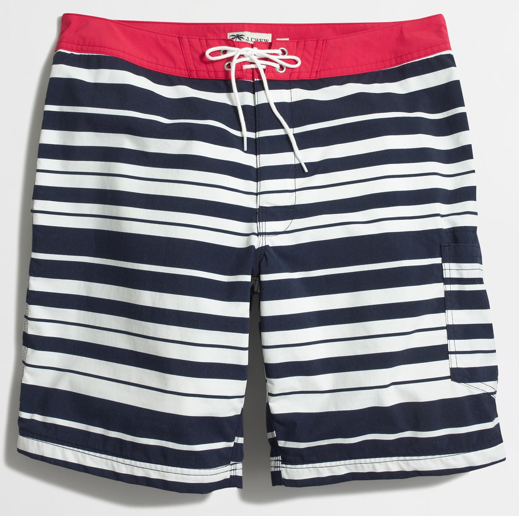 red-white-blue-striped-swim-trunks-for-men-2016 | Pantalonetas ...