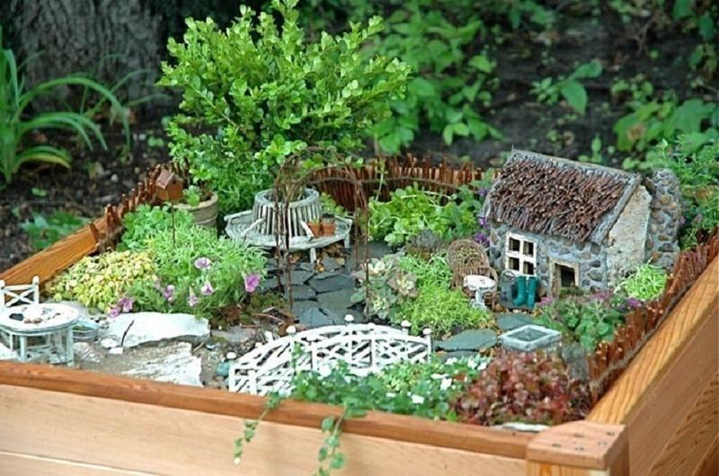 Mini Jardines en Macetas increibles