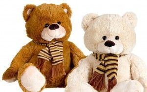 Intertoys Rückruf: Die niederländische Firma ruft Teddybären aus dem Sortiment und von Kunden zurück. Es besteht Erstickungsgefahr durch Kleinteile.