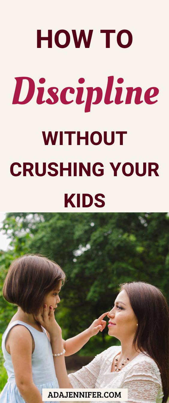 Photo of How To Discipline Without Crushing Your Kids