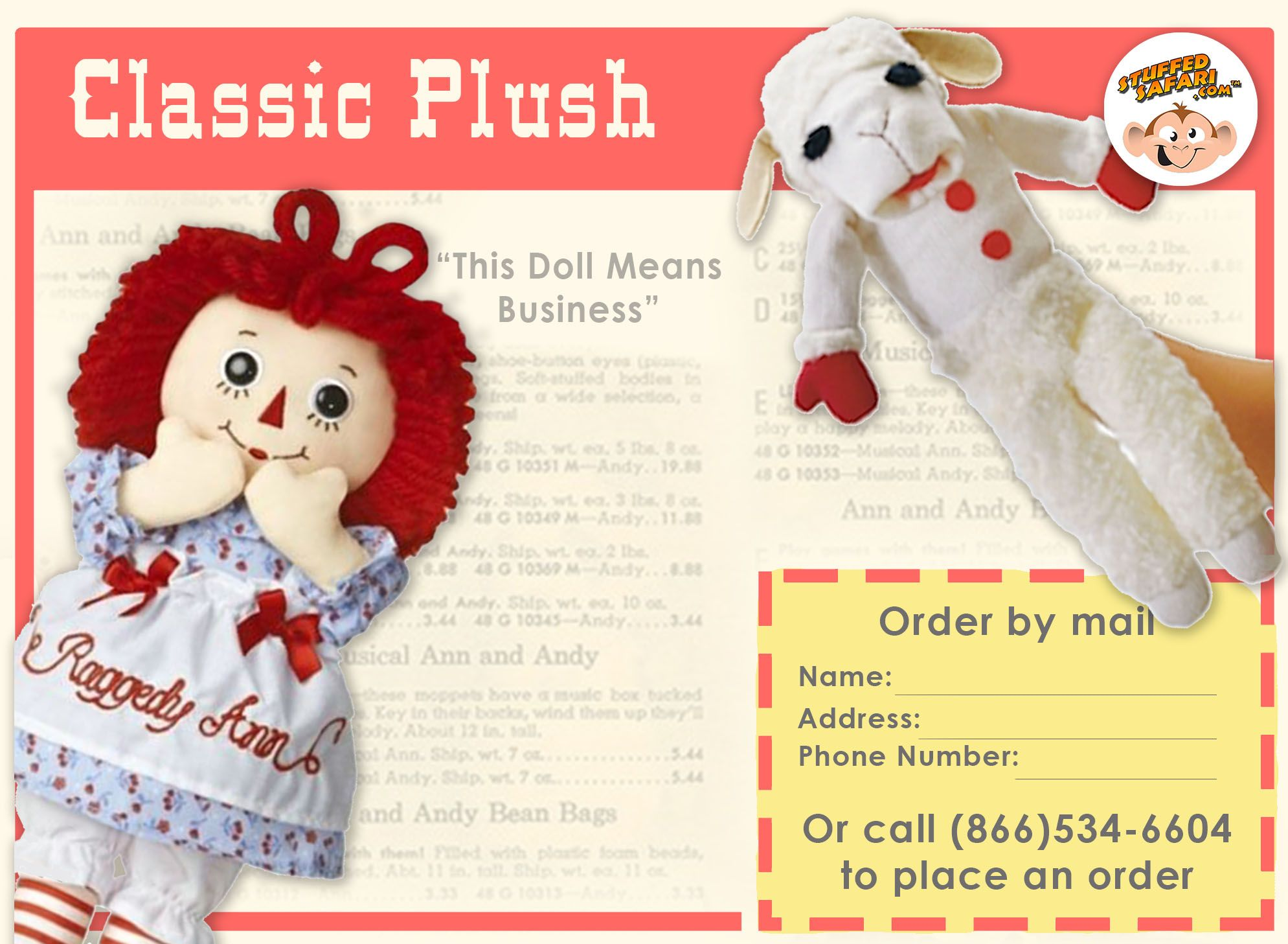 Classic toys! Plush animals, Realistic stuffed animals