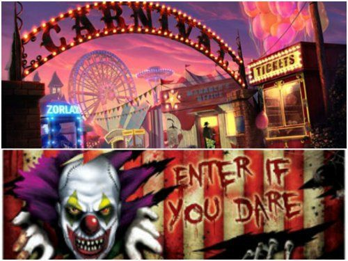Carnival Halloween Theme.5 Fun Ideas For A Themed Halloween Party Carnival Of The