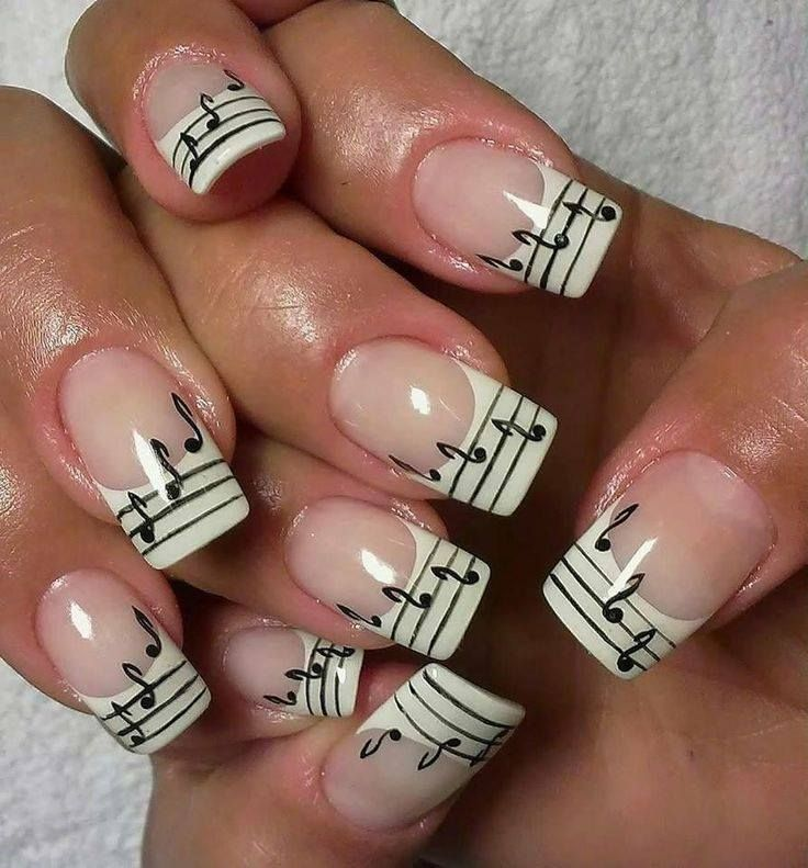 u as decoradas nuevos dise os neat nails pinterest