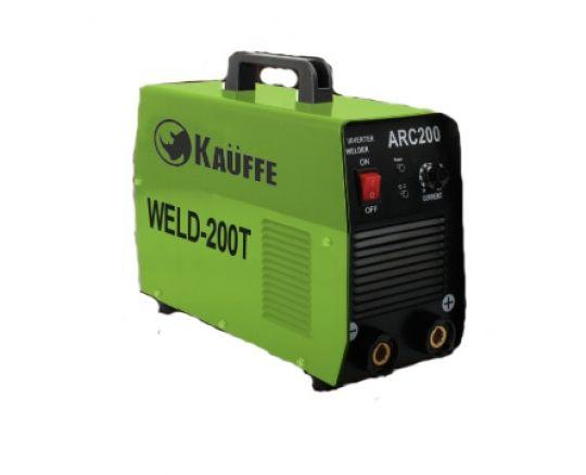 רתכת אלקטרונית 200a מסיכה אלקטרונית Kauffe Suitcase
