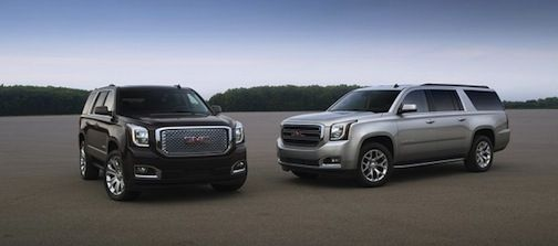 Gm S New Behemoths Can The Tahoe Yukon And Suburban Win Buyers
