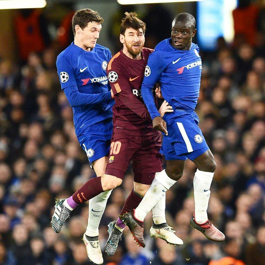 Chelsea Ucl 2018