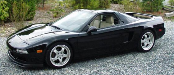 1991 Acura NSX  My first racing car my dads true love 3  If I