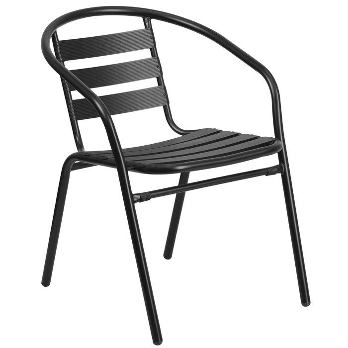 Stacking Dining Arm Chair [Backyard & Patio] Pinterest