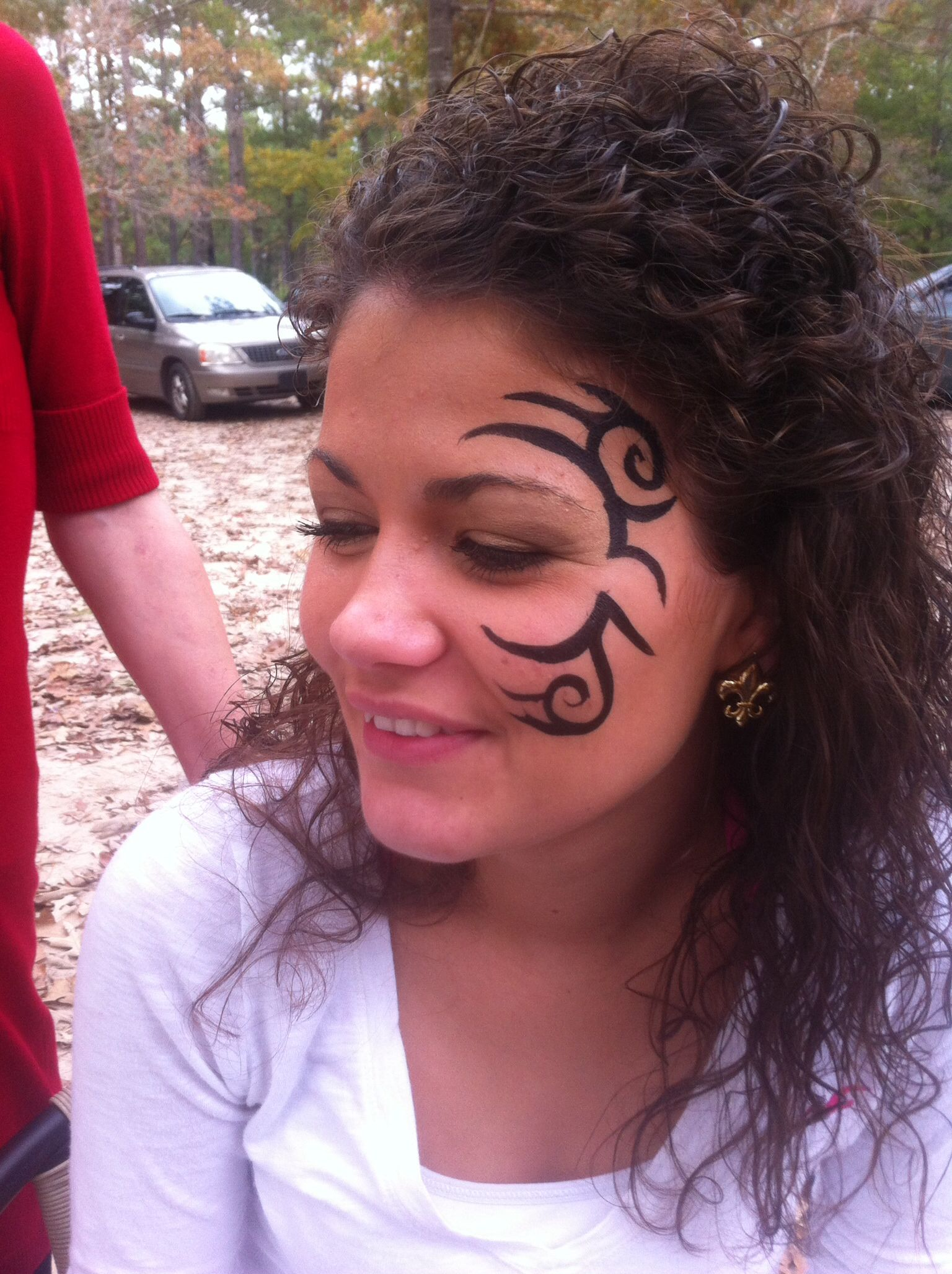838ae2127 Tribal mike Tyson.   face painting   Face, Painting, Mike Tyson