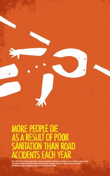 More People Die As A Result Of Poor Sanitation Than Road Accidents