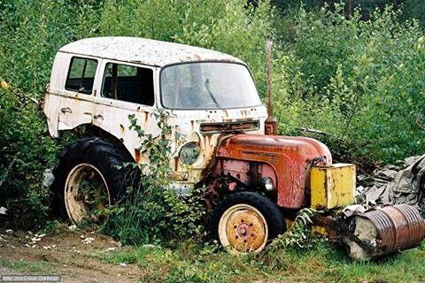 Volkswagen Mt Pleasant >> Vwtractor | The Vw Addiction | Tractors, Antique cars, Trucks