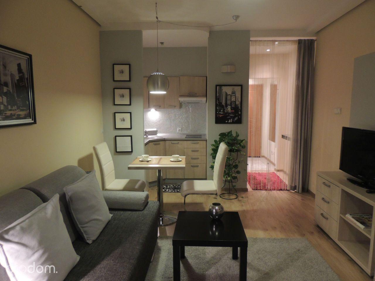 Moje inspiracje.Bardzo małe mieszkanie.