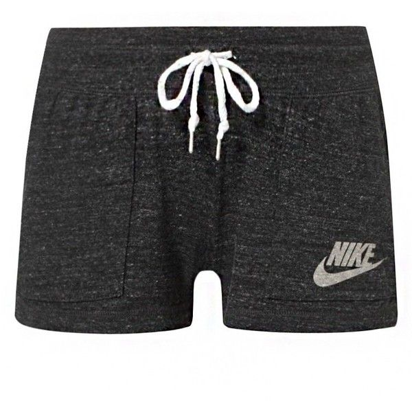 Nike Sportswear GYM VINTAGE Shorts (£25) ❤ liked on Polyvore