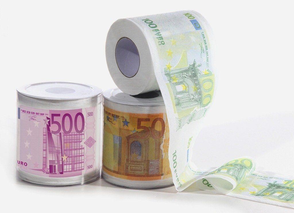 Euro Toilettenpapier kaufen auf darumbinichblank.de .......Feel like a celebrity and wipe your butt a** money. It never felt so satisfying to take a dump on money darumbinichblank.de