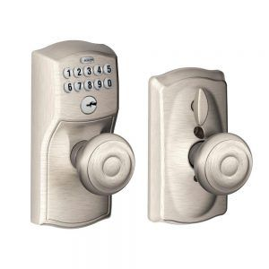 Keypad Locks For Interior Doors