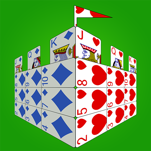 Castle Solitaire Card Game in 2020 Fun card games