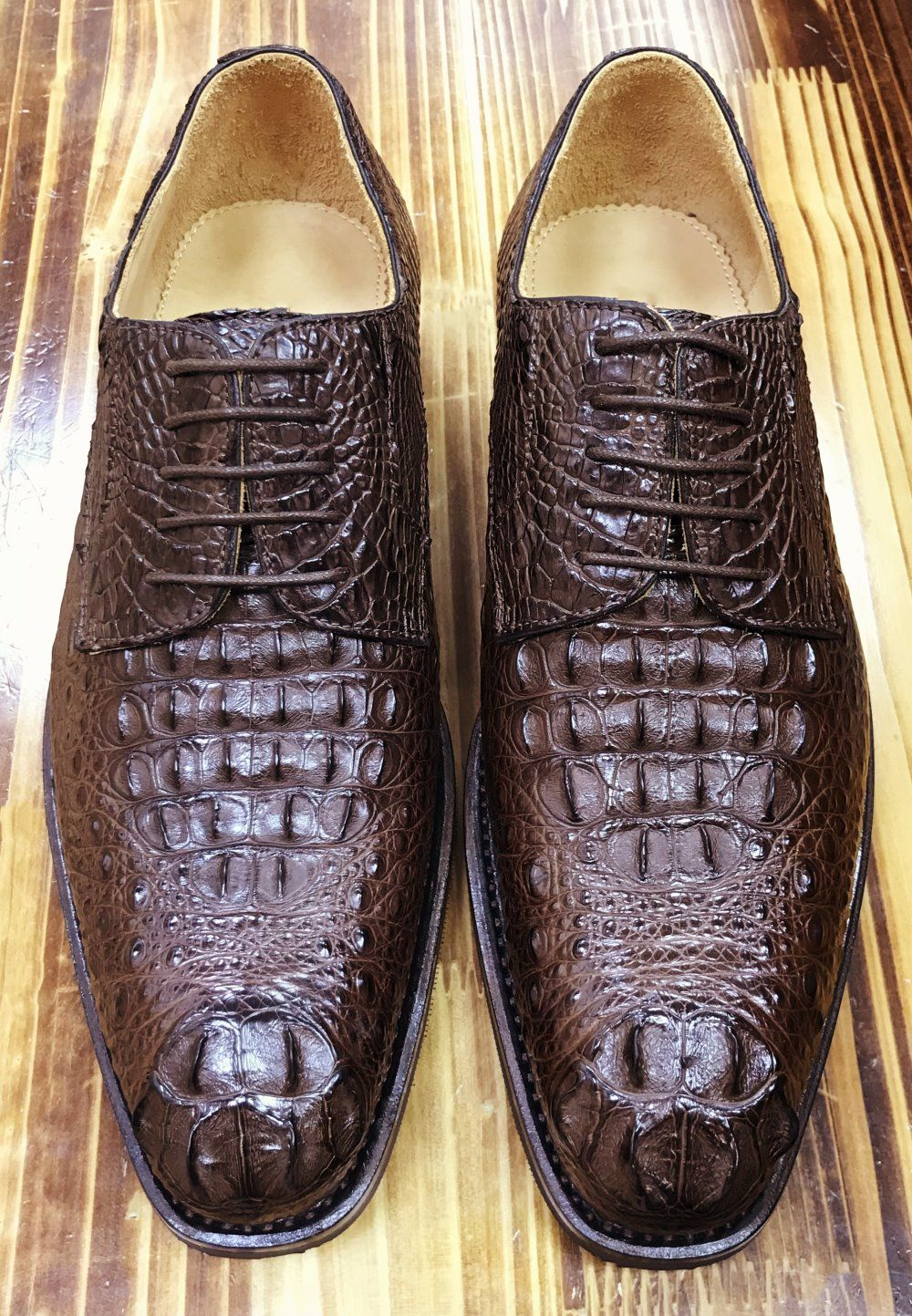 Alligator Shoes and Crocodile Shoes for