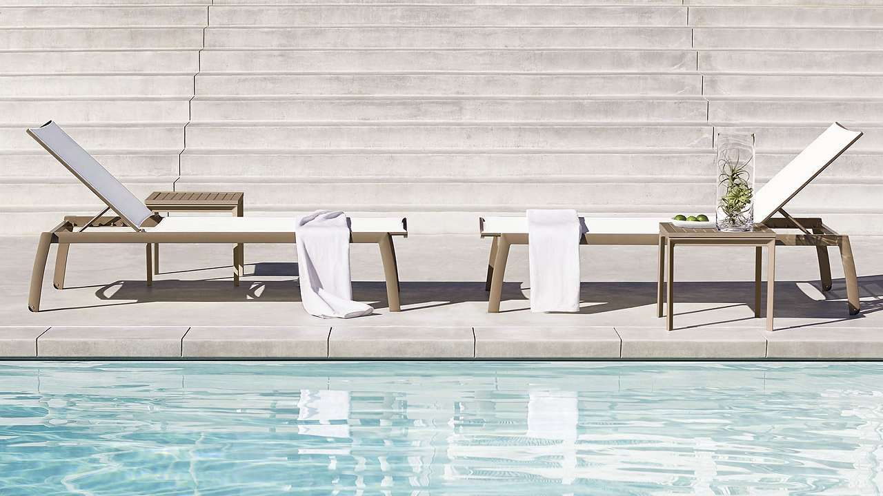 Wondrous Newport Set Of Two Chaise Lounge Chairs In 2019 Pool Area Pdpeps Interior Chair Design Pdpepsorg