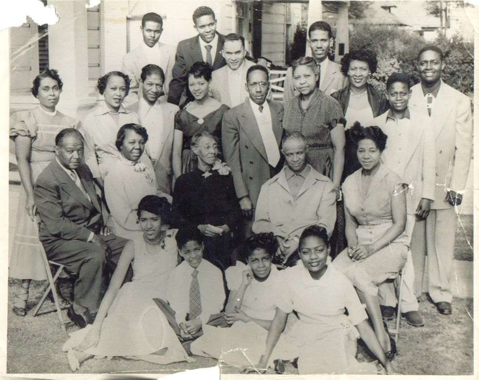 African American Family With Images African American Family