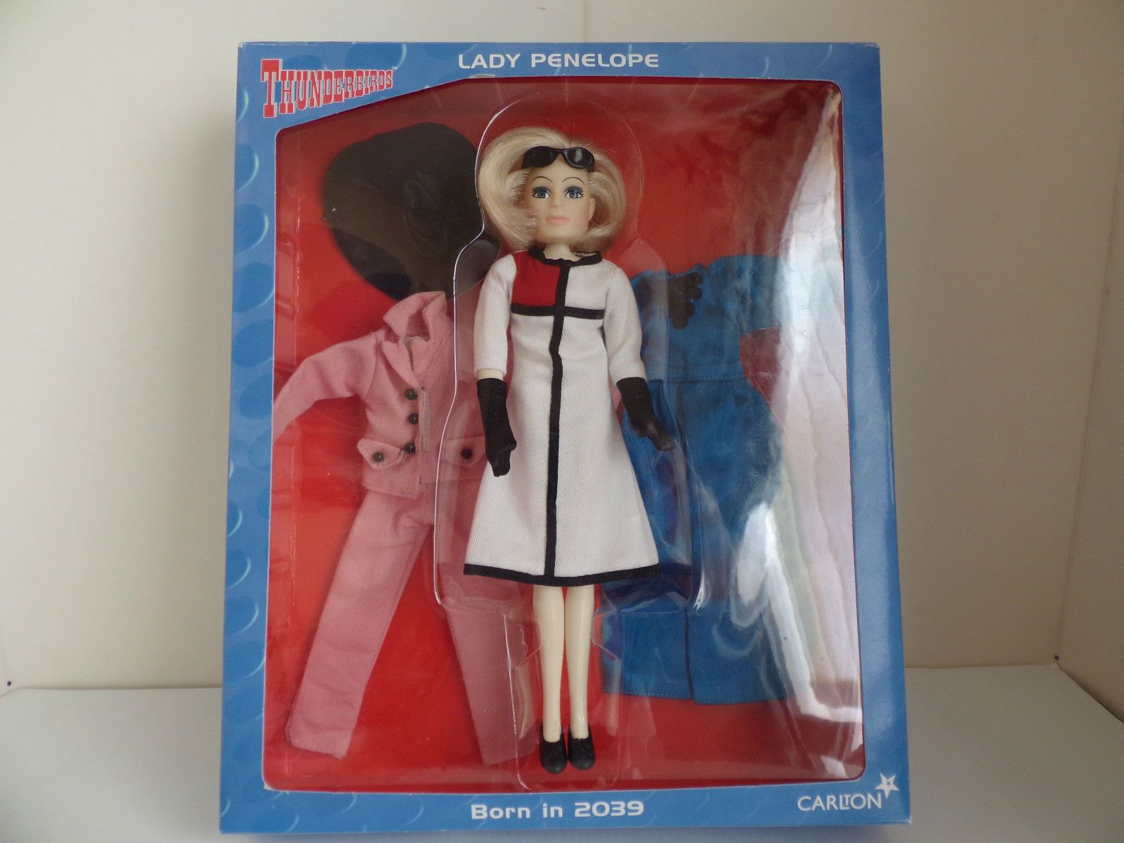 Lady Penelope Thunderbirds Gerry Anderson Japan Made Doll