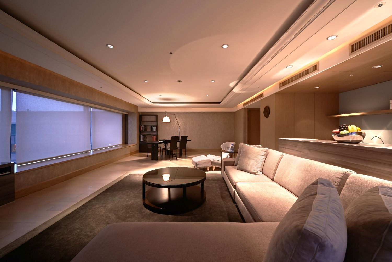 Sheraton Grande Taipei Hotel Presidential Suite Family Room プ