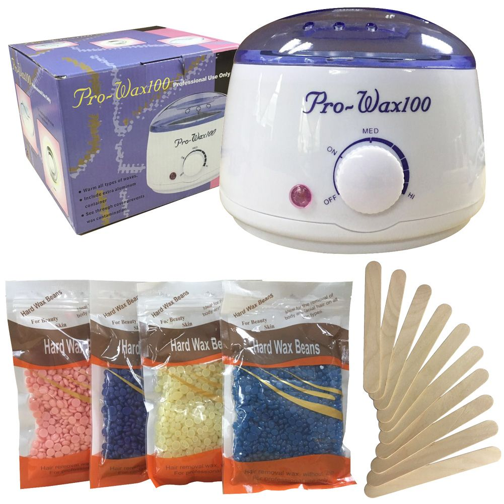 Buy Tagital Wax Warmer Hair Removal Kit with Hard Wax Beans