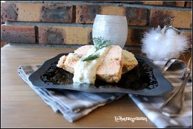 Keskonmangemaman?: Terrine de saumon au homard #terrinedesaumon