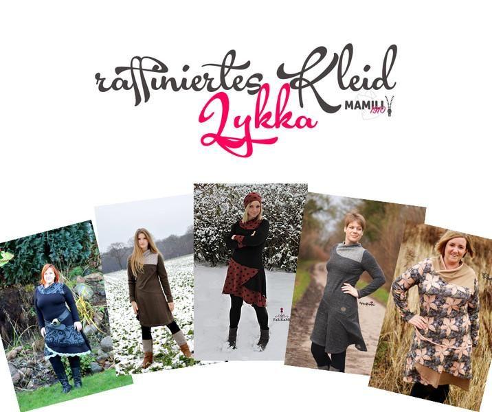Bildergebnis für lykka kleid | Nähen | Pinterest | Sewing patterns ...