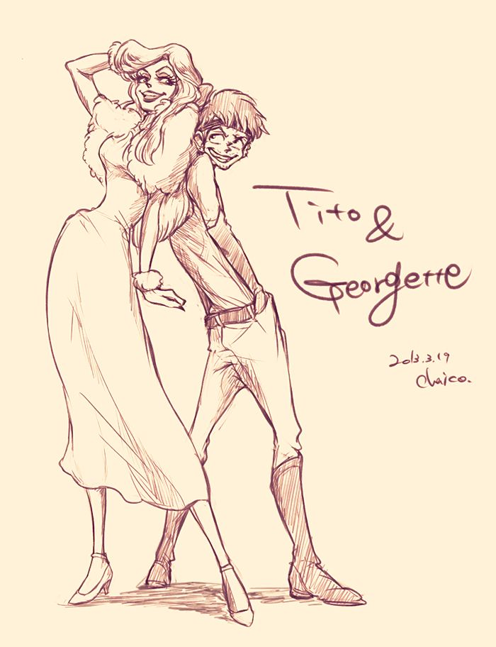 tito_and_georgette_by_chacckco-d5yjuwp (1)