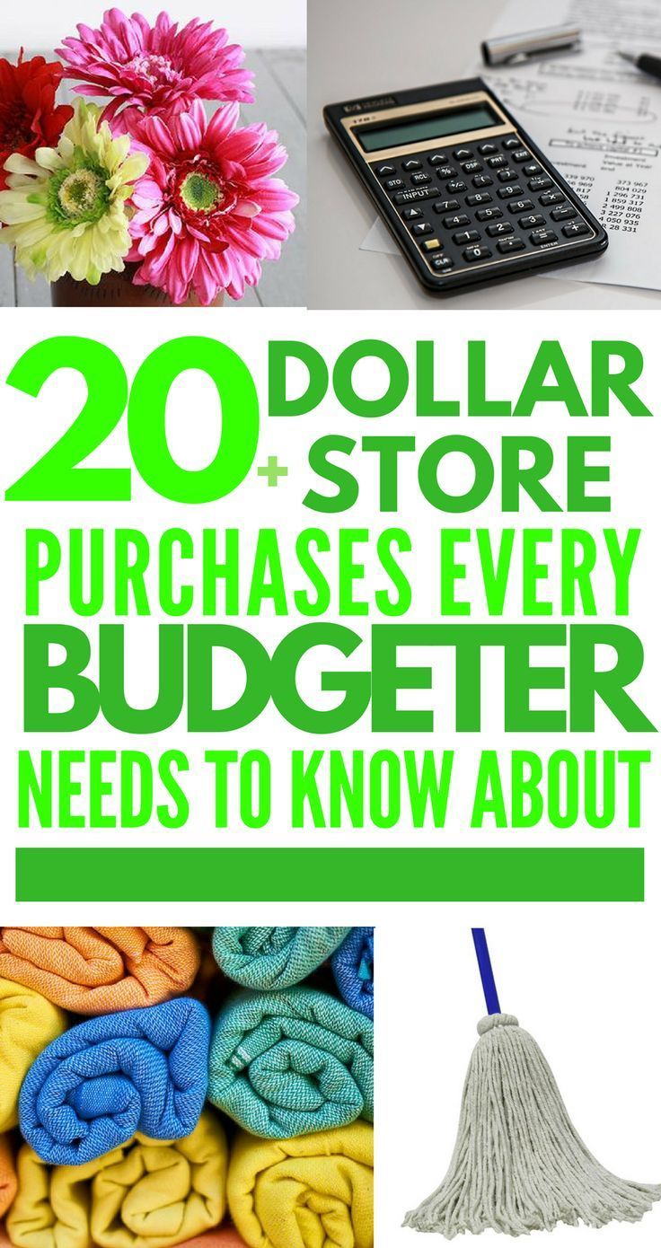 The 14 Best Items to Buy at the Dollar Store dollar store hacks | money saving hacks | best deals | cheap deals | how to save money | best frugal tips